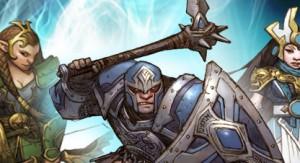 SoulSpark - Battle Cards RPG iOS Game