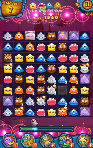 Monster Pop Bubble Buster 2 in-game screenshot