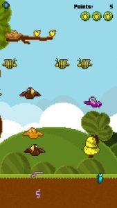I'm a Bird game screenshot